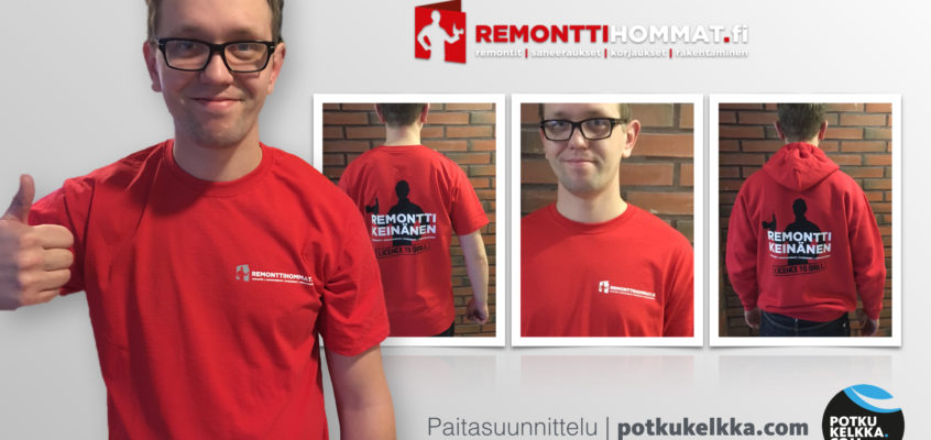 Työpaidat RemonttiKeinänen